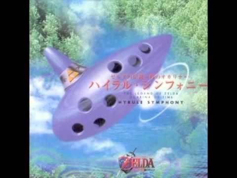 Ocarina of Time - Hyrule Market (Hyrule Symphony)