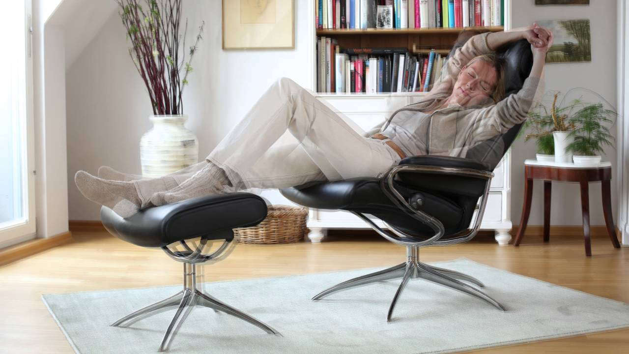 Stressless Metro Relaxsessel House Of Comfortde Youtube