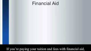 money paying for tuition and fees