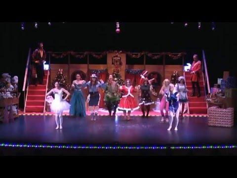 MUSICALES 3C: Una Navidad en Broadway - All I want for Christmas is ...