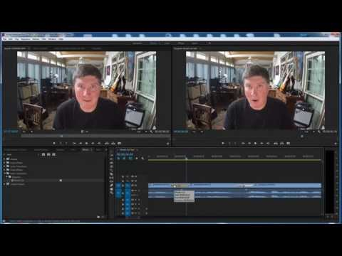 how to cut video in premiere pro cc