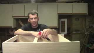 How To Build A Buffet With Hutch Part 2 Of 5