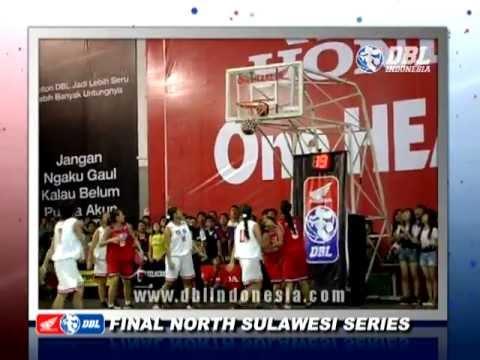 Final Party Honda DBL 2012 North Sulawesi Series (Manado)
