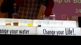 Kangen Water Just Emulsified Pure Sesame Seed Oil!