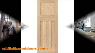 Wooden Doors Factory