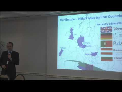 Steve Fawkes speaking about the Investor Confidence Project Europe