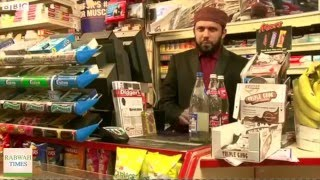 BBC: Ahmadiyya Muslim shopkeeper Asad Shah murdered for his faith