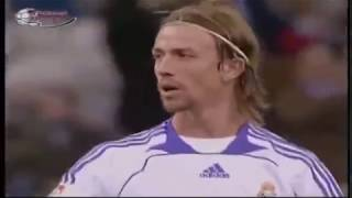 "El ""Partidazo"" de GUTI VS R.VALLADOLID, Goals and Highlights, La Liga (10/02/2008)"