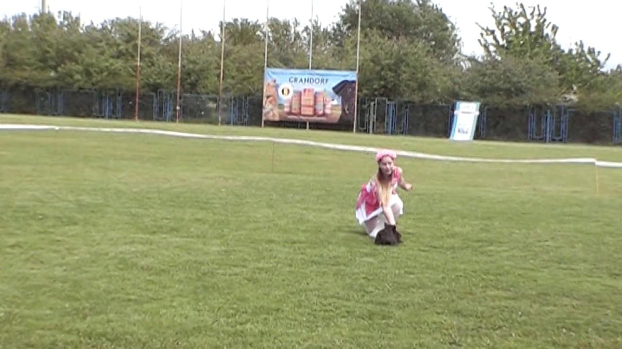 Овчаркина Маша - класс дети - 1 место