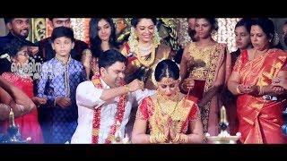 Actress Jyothi Krishna |  Wedding Video | Bhavana, Miya, Suresh Gopi |