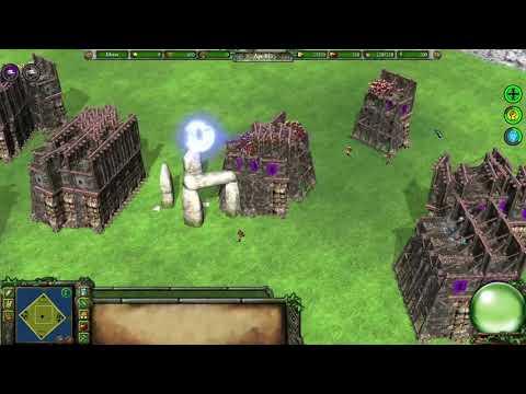 7Skiez vs Night | Koth Arthur High - Stronghold Legends: Steam Edition |