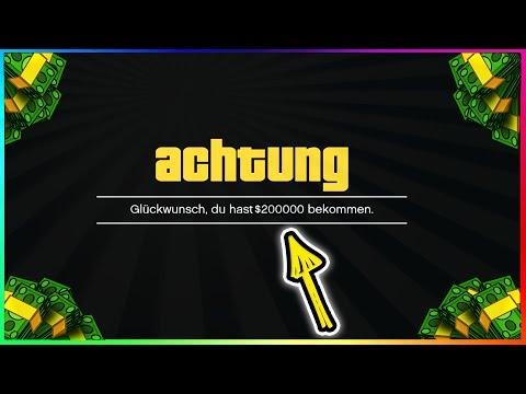 WIE DU INNERHALB VON 30 SEKUNDEN 200.000$ IN GTA 5: ONLINE BEKOMMST! | 1.40 | by: Slag