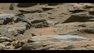 PROOF!  Mars Had Past Intelligent Life! ~ 8/11/2018
