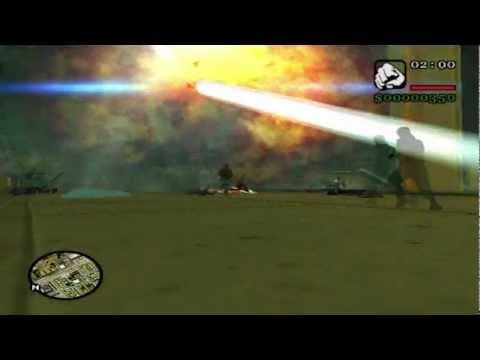 [GTA-SA] Kamen Rider Ryuga Final Vent