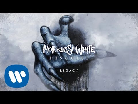 Motionless In White - Legacy (Official Audio)