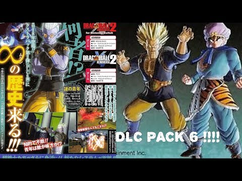 DLC PACK 6 NEW CHARACTER REVEALED ! Also Change The Color of Your Super Attacks ?!? Xenoverse 2