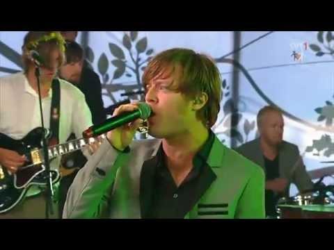 Mando Diao - Gloria (Live Moraeus Med Mera 2012)