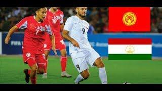 Кыргызстан Таджикистан 1 1 Кыргызстан Таджикистан футбол 2019
