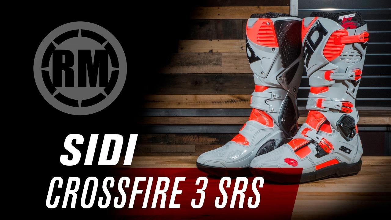 Sidi CrossFire 3 SRS | Gear | Reviews | 2RidetheWorld