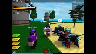 best day every i got admin (roblox One Piece Ocean Voyage) :D