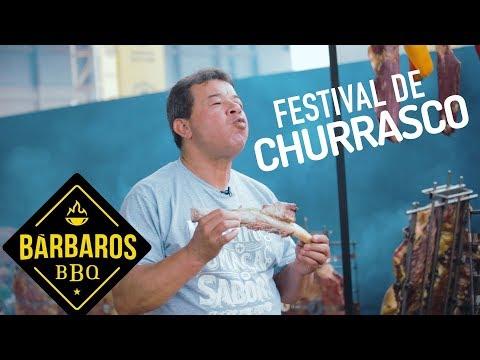 Festival de Churrasco Bárbaros BBQ 2018 I Churrasqueadas