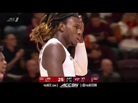 Radford vs Virginia Tech College Basketball Condensed Game 2