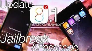 NEW Jailbreak iOS 8 Untethered Pangu 8.1 Passcode Fix, Touch ID iPhone 6 Plus 5S & iPad Air 2,Mini 3