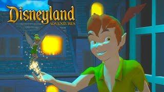 PETER PAN Jeux Vidéo de Dessin Animé Disney en Français - Disneyland Adventures #3