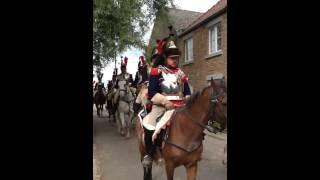 Les cuirassiers français à Waterloo (18 juin 2015)