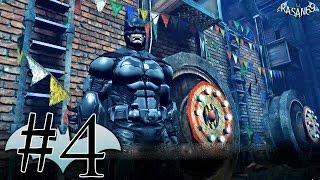 Batman - Arkham Origins Blackgate [PC] walkthrough part 4