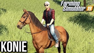 Hodowla KONI | Farming Simulator 19