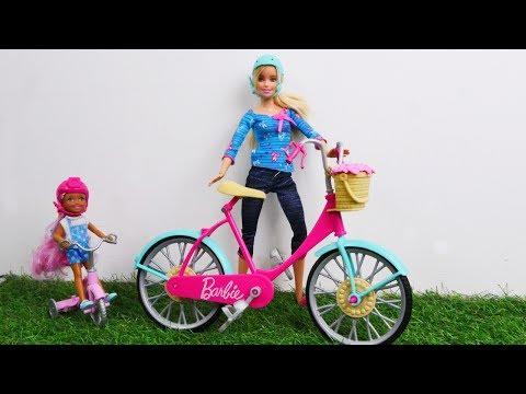 Мультфильм Барби для девочек Видео с куклами Барби Игры Barbie СБОРНИК 89-91
