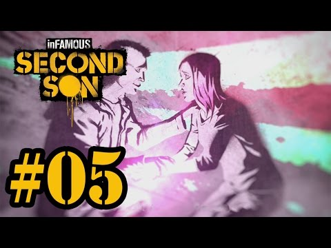 Let's Play: Infamous Second Son (Karma do Bem) - Parte 5