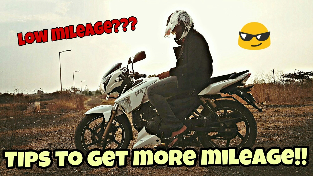 Tips to get more mileage from your bike |Apache 180 - YouTube