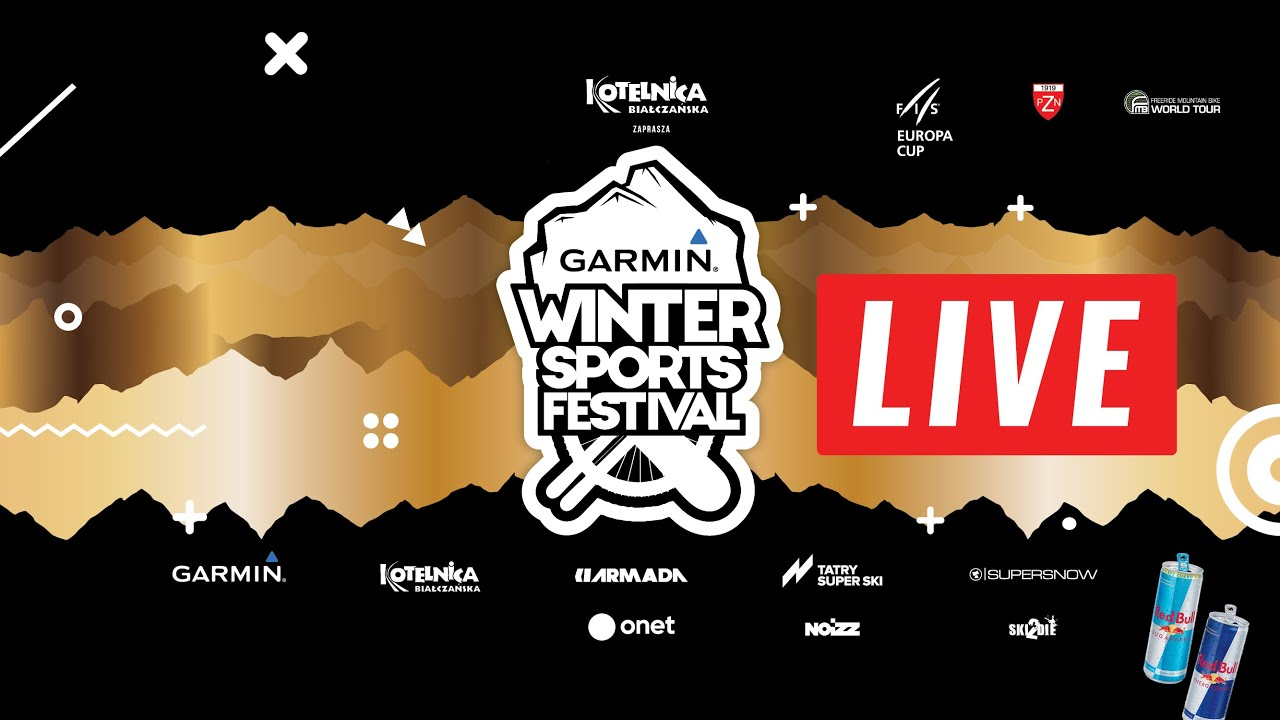 LIVE Garmin Winter Sports Festival 2020