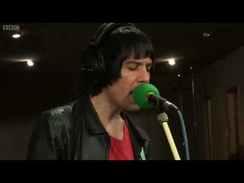 The Cribs Come On Be A No One BBC Radio 1 Live Lounge 2012