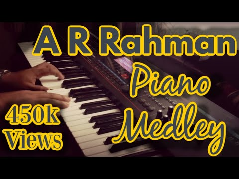 A.R.Rahman Piano Medley