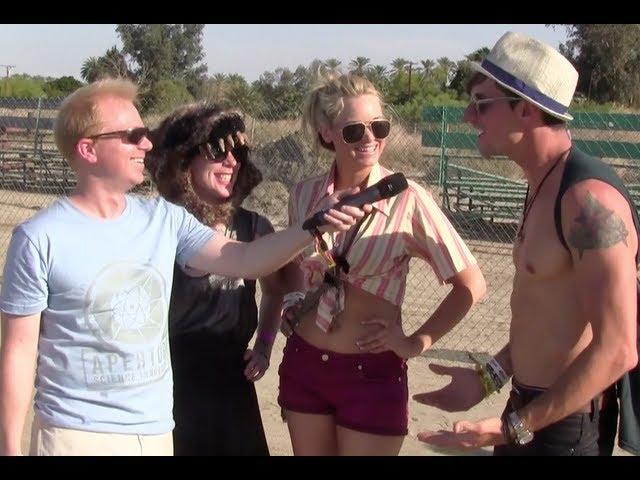 Joe Goes To Coachella