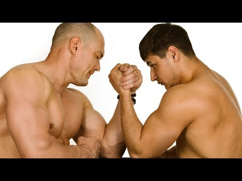 how to arm wrestle someone stronger