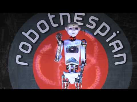 Video thumbnail of RoboThespian