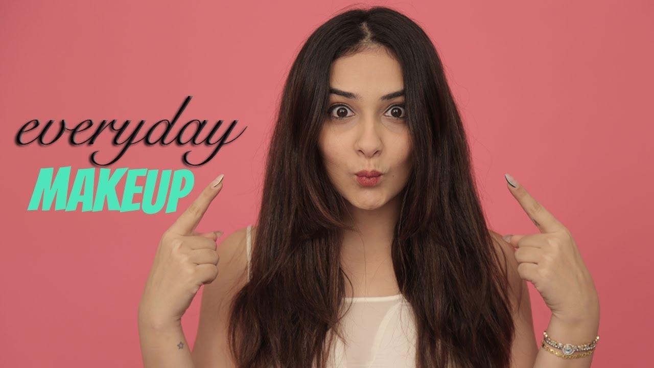 Alia Bhatt Inspired Makeup Everyday Makeup Beauty Bff Missmalini Youtube