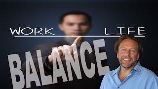 How to keep a balanced life