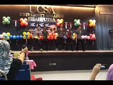 university college shahputra UCSA - perform 2