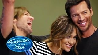 American Idol 2014 Auditions Top 10 Moments