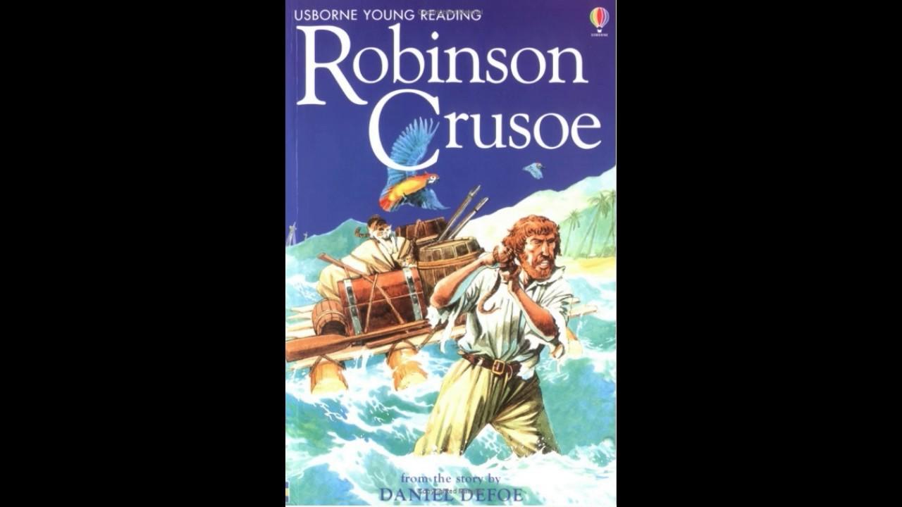 story of robinson crusoe by daniel defoe