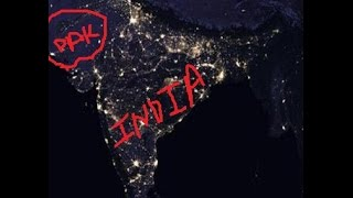 NASA releases stunning night-view images of India as seen from space