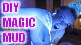 DIY MAGIC MUD FT. LIZZY WURST!