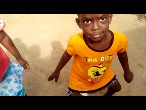 Amazing Kids From Galaxy African Kids Dancing to Your Love by Mc Galaxy Teaser Clip 2 thumbnail