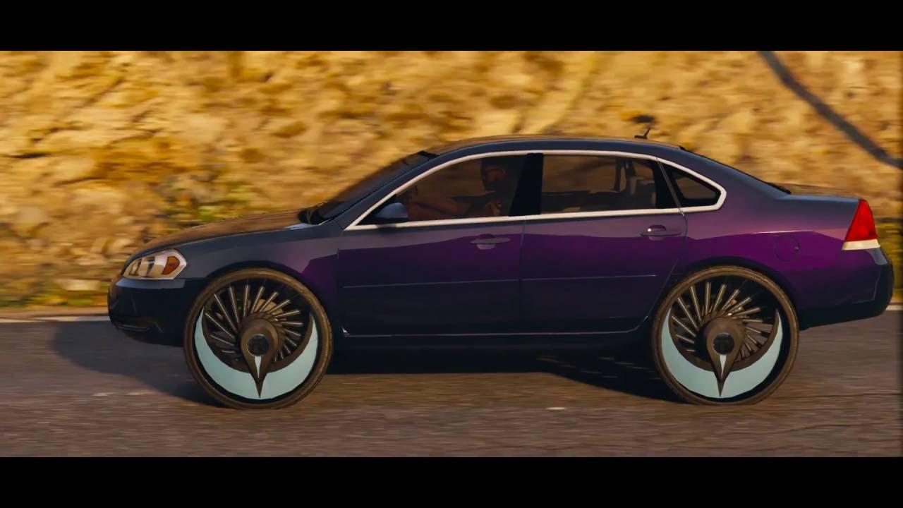 Donks Gta 5 Donk Mod Chevrolet Impala Dub Azzmackas Donkplanet