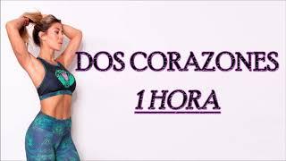 Dos corazones - j mena (1 HORA) Audio - Cobra Álbum